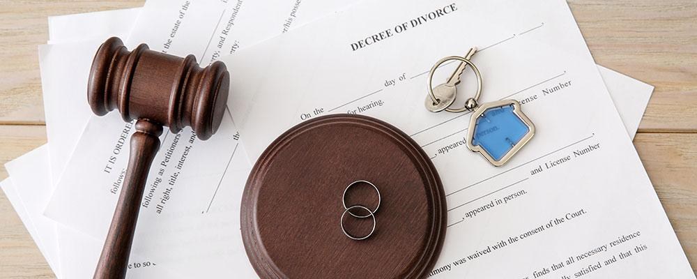 Will County family law attorney for complex divorce